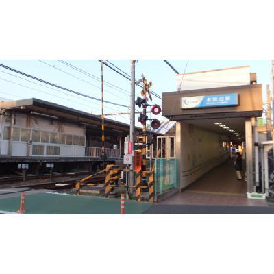 本鵠沼駅東口