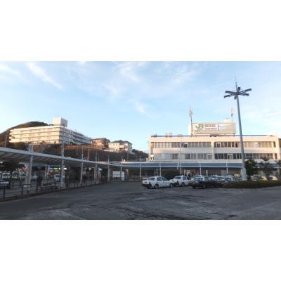 逗子駅駅舎