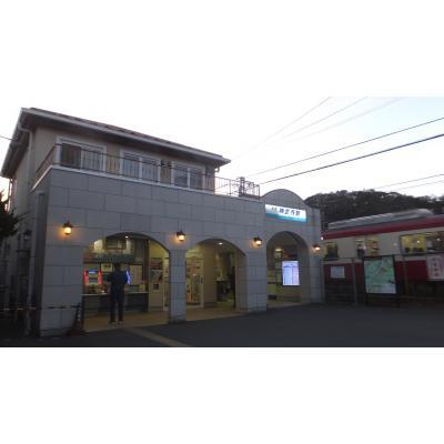 神武寺駅駅舎