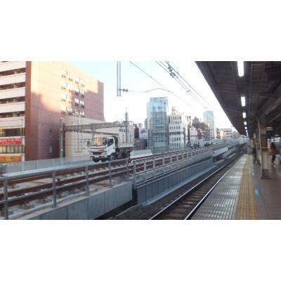 秋葉原駅から見る東北縦貫線