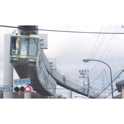 湘南モノレール5000系