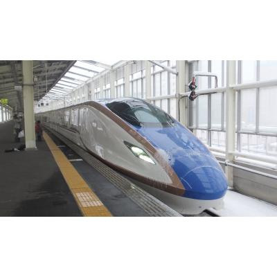 E7系新幹線先頭