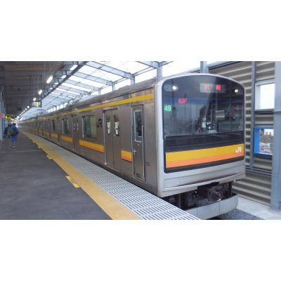 南武線205系1200番台