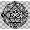 世界征服~謀略のズヴィズダー~ヴィニエイラ式変異打倒説得術の魔法陣