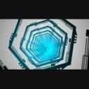 【動画背景素材】Hexagon Edge(軽量版)