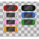 PSP ドット絵