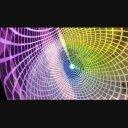サイバー・デジタル・魔方陣風な球状ラインアニメ 【ループ素材】