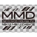 MMDモノクロロゴ_003(HD対応・透過PNG)