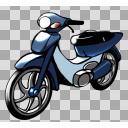 原付き バイク