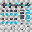 ゲームパッド 各種ボタン素材