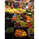 【海外】果物市場