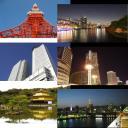 六大都市の景色