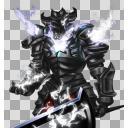 【グランクレスト】黒衣の騎士ザイフリート