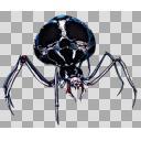 蜘蛛っぽいまもの