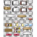 いろいろ家具