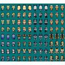 ■「けものフレンズ」ゲーム向けドット絵素材 アニメ登場フレンズ07