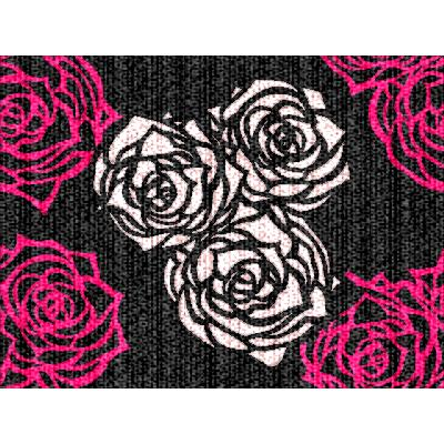 薔薇の絨毯 背景用 バラ イラスト デザイン テクスチャー ニコニ コモンズ