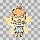 金髪妖精ちゃん10