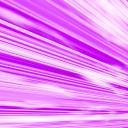 【背景】スピード線(紫・斜め遠近)