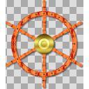 操舵輪(PNG)