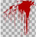 スプラッタな血痕③