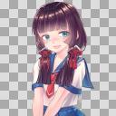 『ご近所幽霊屋敷の怪』NPC:神林魂呼_うれし泣き