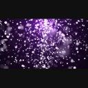 落下する光の粒子