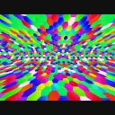 Hexagon_gdmnet_03 VJCG動画素材