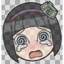 【WOT】第六感アイコン 「ちと姉さん泣き」150px ver