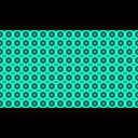 六角模様の動く背景①