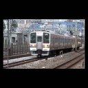 背景映像「東海道線、211系の通過」