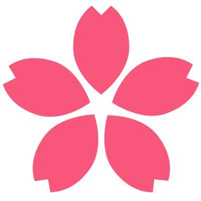 すべての講義 3月 ぬりえ : 桜の花・桜の花びらイラスト ...
