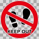 立入禁止(KEEP OUT)02