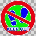 立入禁止(KEEP OUT)03