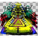 【クトゥルフ神話TRPG】黒いスフィンクス・無貌の神・ニャルラトホテプ【立ち絵モンスター】