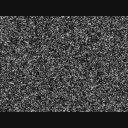 テレビ/TVの砂嵐/ゴースト/ノイズ(wmv、30秒)