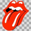 ローリング・ストーンズのロゴ