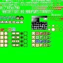 ファミコン風ゲームキャラチップ