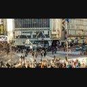 【微速度動画】 渋谷スクランブル交差点 その2 【Time Lapse】
