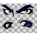 バジリスクっぽい目
