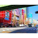中央通りガード下より北方向撮影2014.01