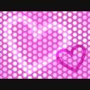 【動画素材】ゆらゆらハート