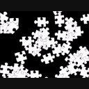 【動画素材】パズル1