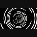 【動画素材】まわる円弧【HD 5分】