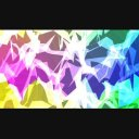 colorful wireframe motion